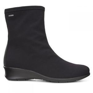 Ecco Felicia Black Gore-Tex Waterproof Ankle Boots